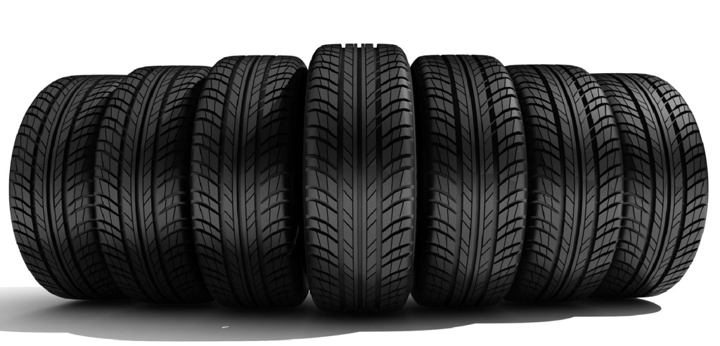 Tyres at good prices